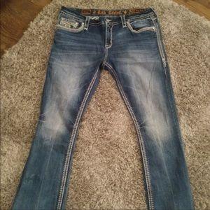 Rock Revival Jeans - Rock revival jeans size 34x32